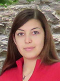 Gergana Petrova – Bulgaria