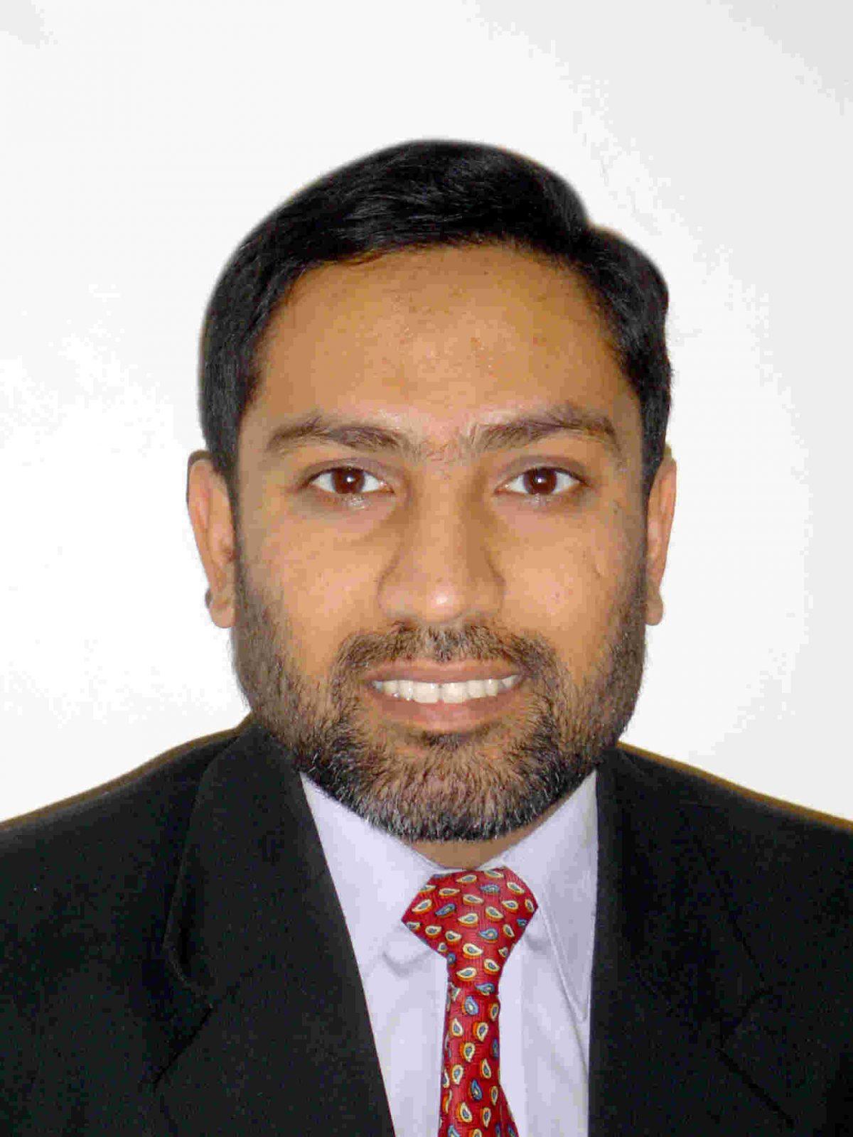 Amir Qayyum - Pakistan