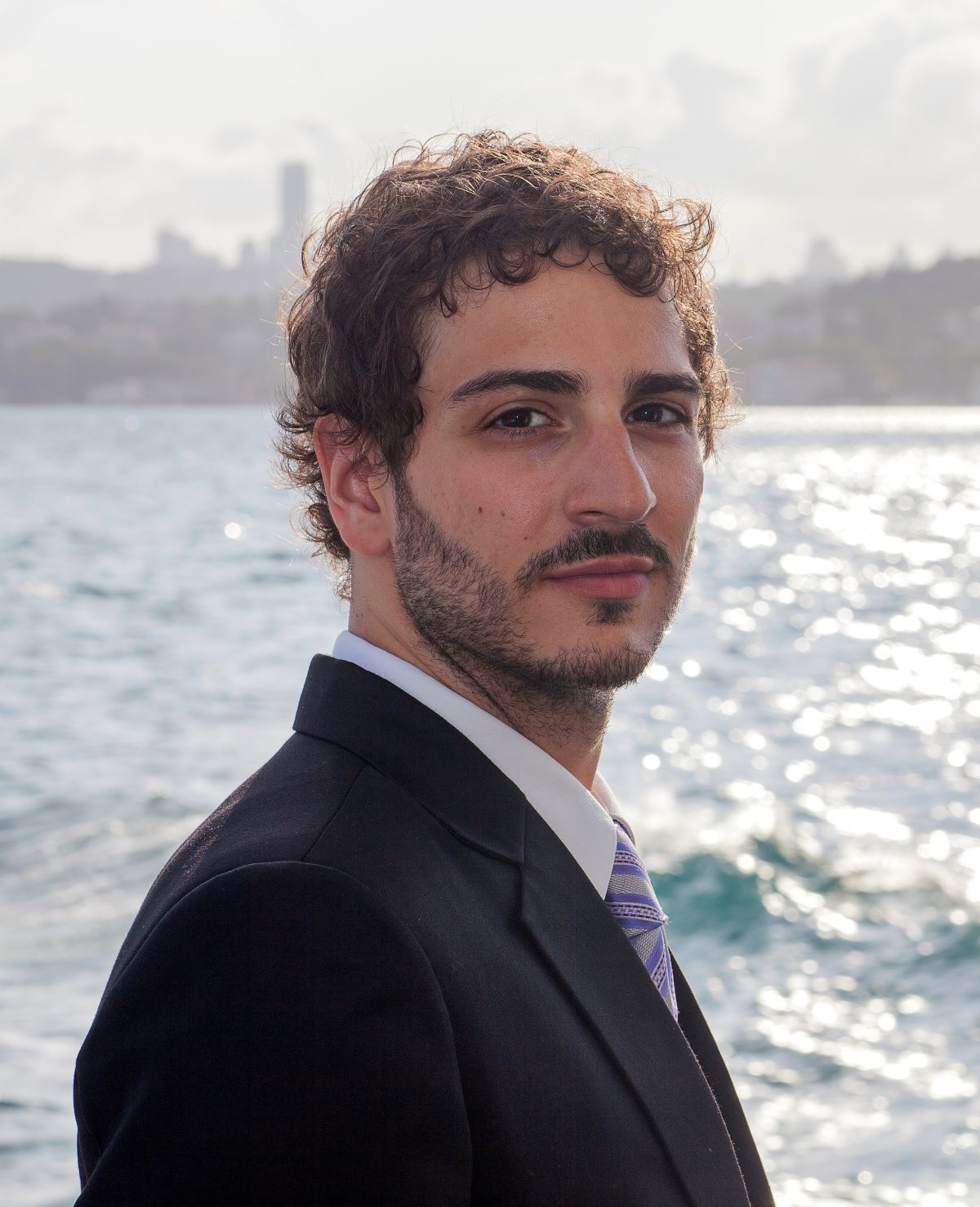 Michael Oghia - Serbia