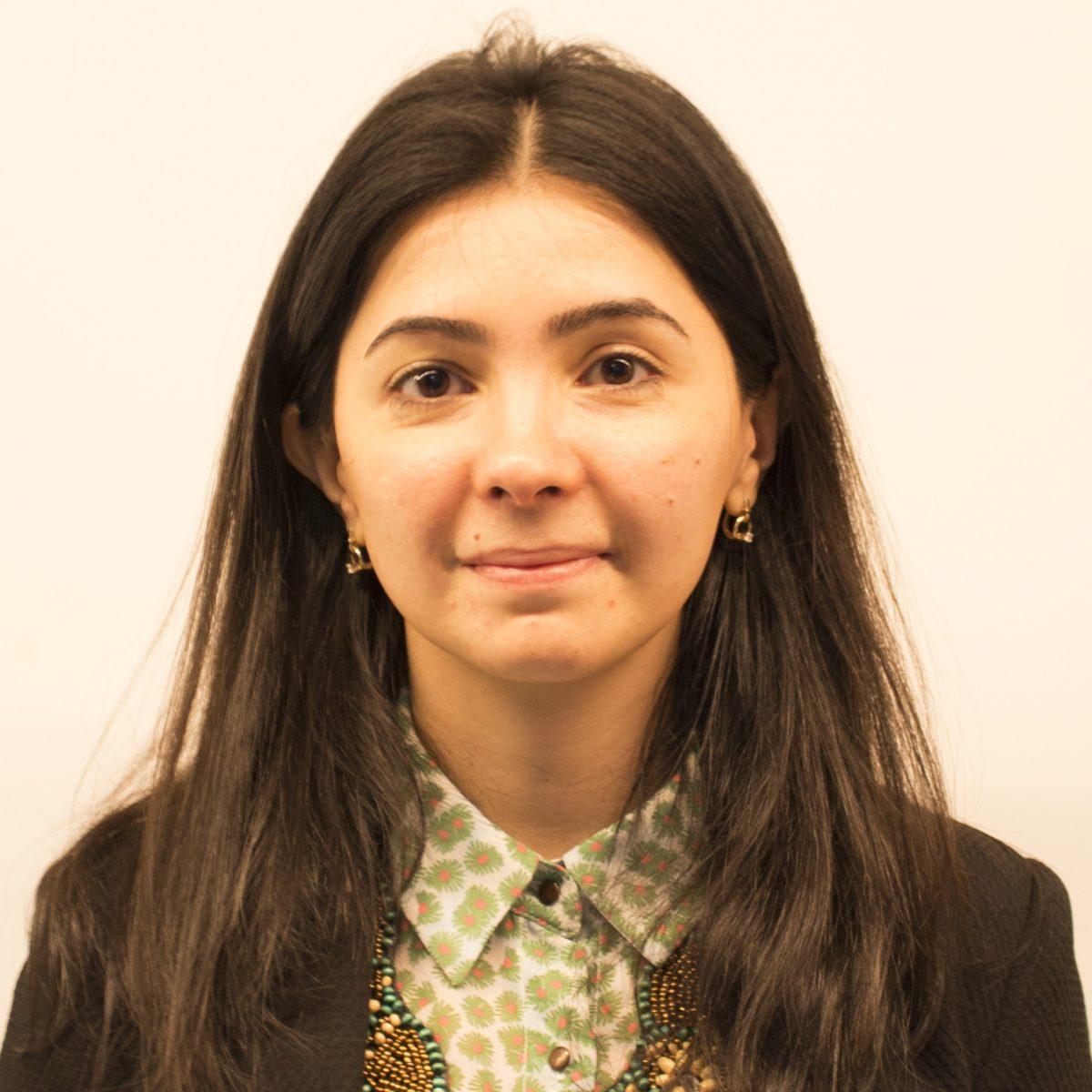 Nata Goderdzishvili - Georgia